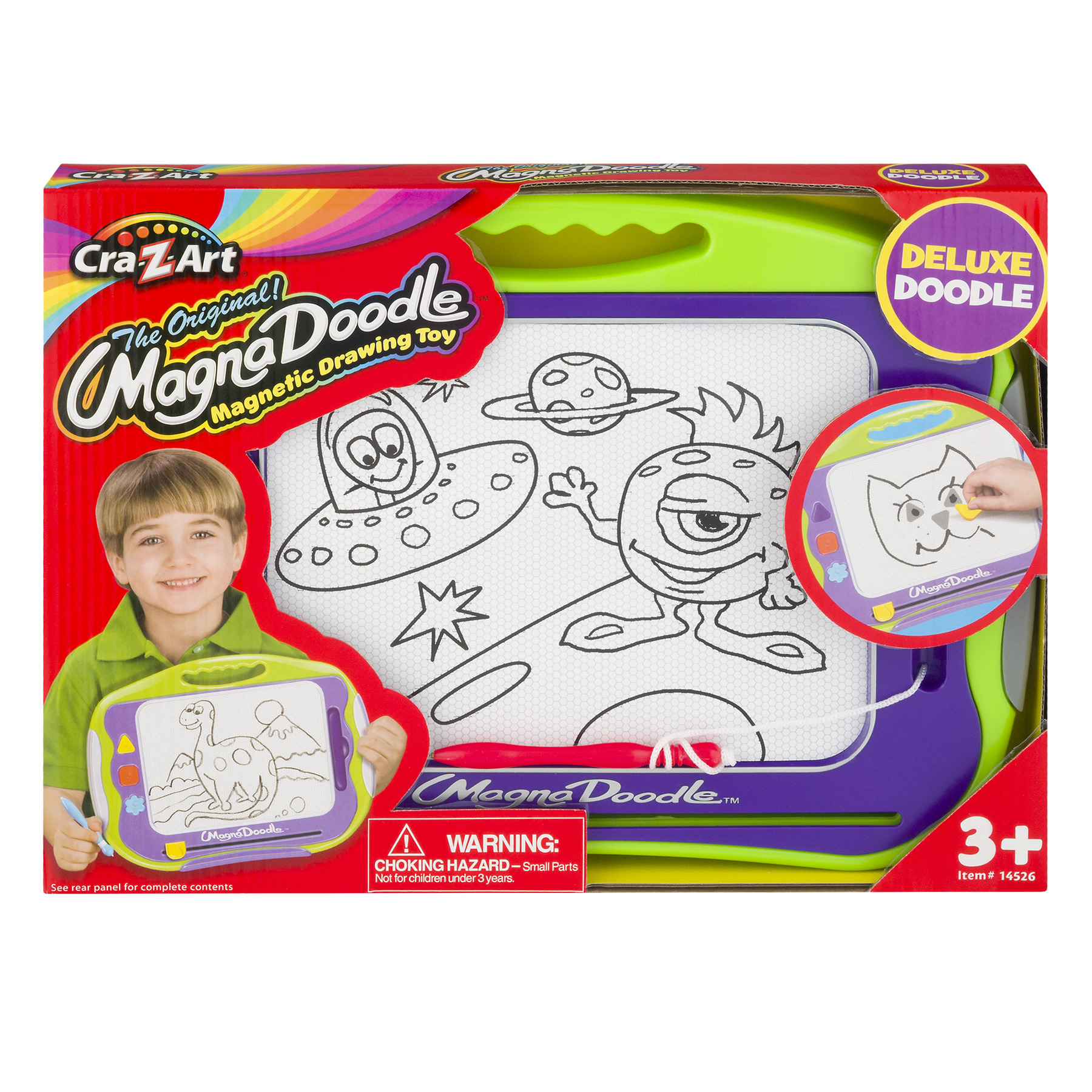 Cra-Z-Art The Original Magna Doodle Magnetic Drawing Toy, 1.0 CT by LaRose Industries, LLC