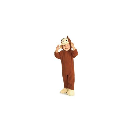 Curious George Infant Costume