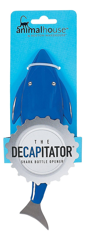 Animal House Decapitator Shark Bottle Opener, Bottle opener with ...