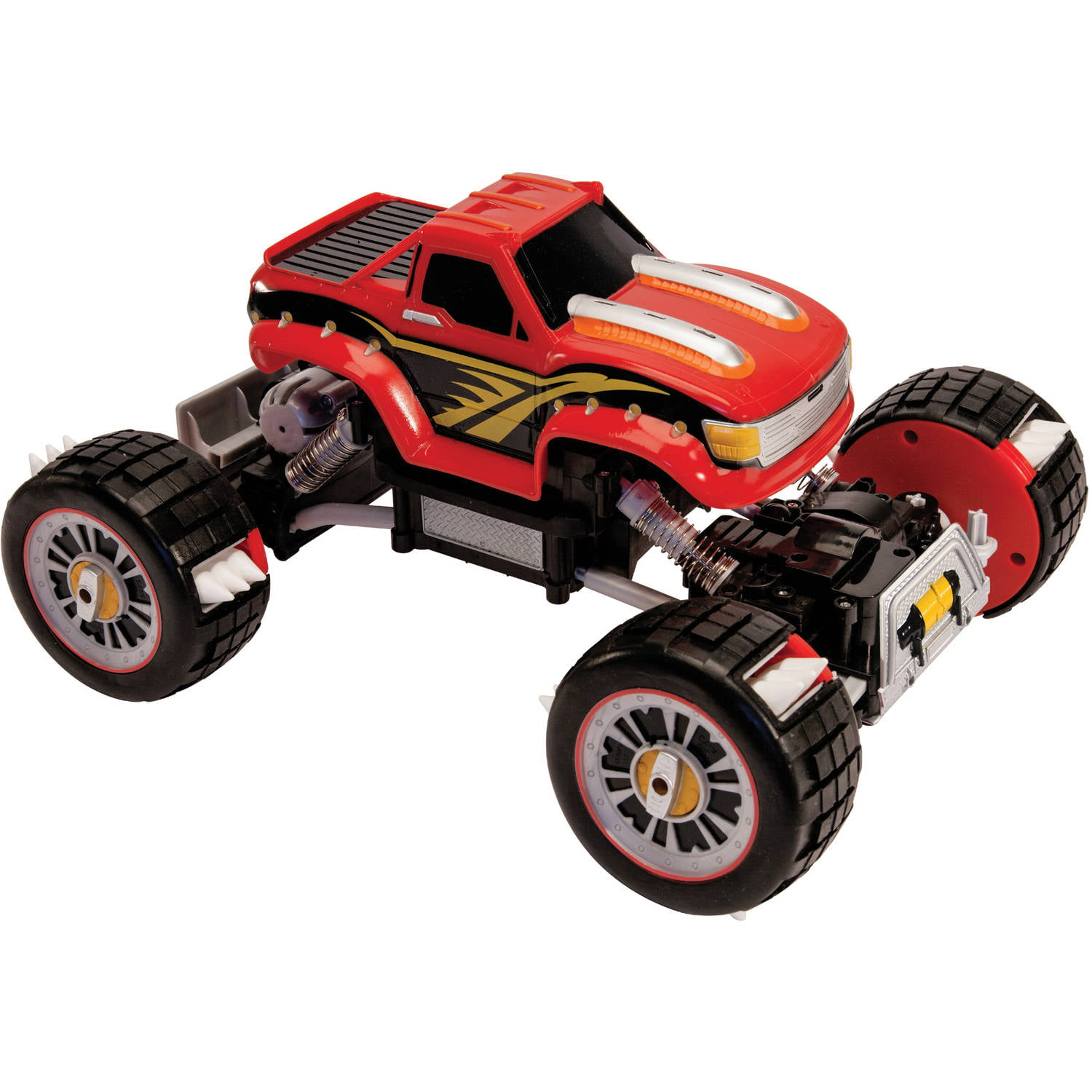 Kid Galaxy 2.4GHz Remote Control Claw Climber Monster Truck by Kid Galaxy