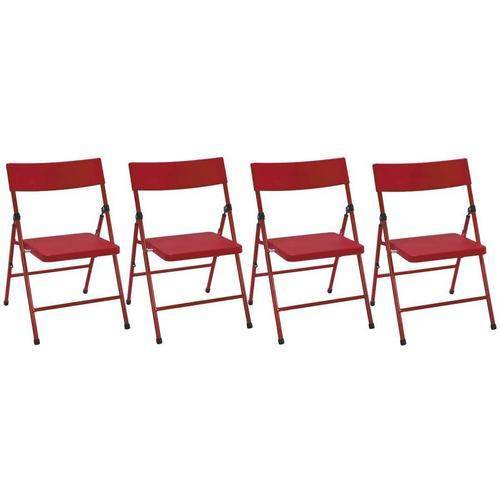 Safety 1st Children's Pinch-free Chairs - Set of 4, Multiple Colors