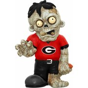 Forever Collectibles NCAA Resin Zombie Figurine, University of Georgia Bulldogs