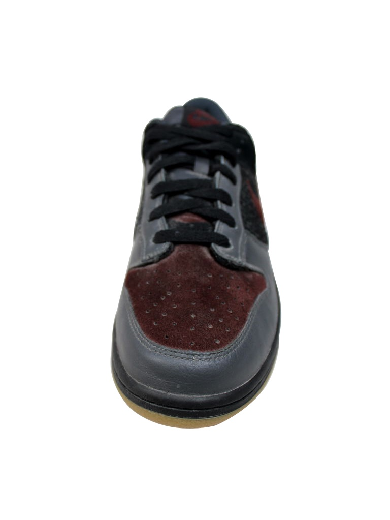 Nike Men's Dunk Low CL Black/Deep Bergundy-Anthracite 304714-065