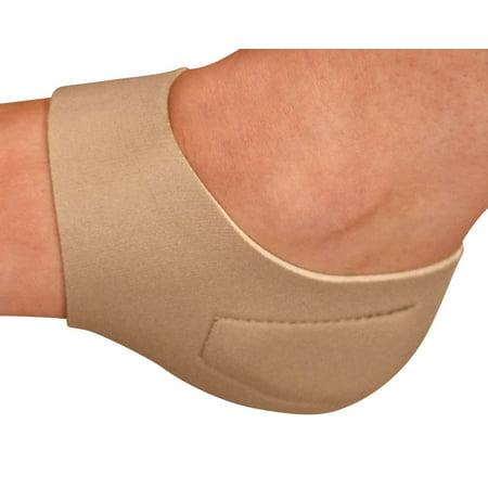 Heel Hugger Large Beige Therapeutic Heel Stabilizer