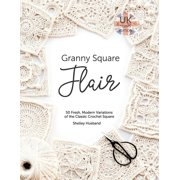 Granny Square Flair UK Terms Edition - eBook