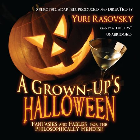 A Grown-Up's Halloween - Audiobook](Grown Up Halloween Ideas)