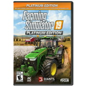 Best PC Games - Farming Simulator 19 Platinum Edition (Maximum Family Games) Review