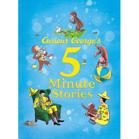 Curious George's 5-Minute Stories - Curious George's Owner