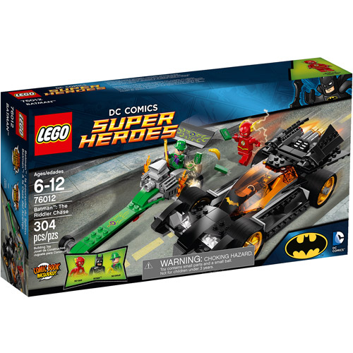 LEGO Super Heroes Batman: The Riddler Chase Play Set