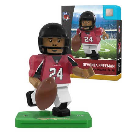 Oyo Sports P Nflatl24 G4le Atlanta Falcons Devonta Freeman Limited Edition Series 4 Oyo Minifigure