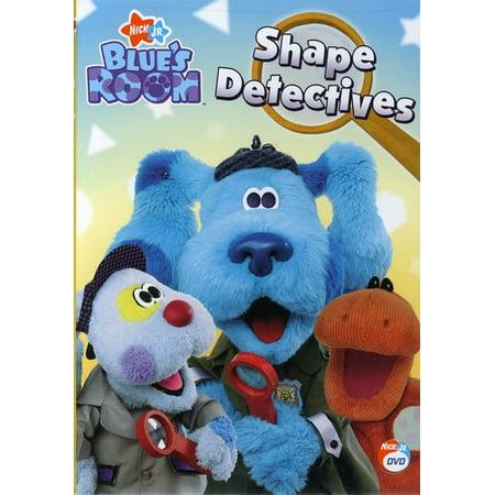 Blue's Room: Shape Detectives (DVD)