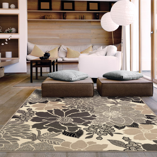 Orian Rugs Paulette Ivory Area Rug by Orian Rugs