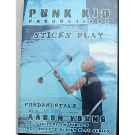 Punk Kid Productions Sticks Play DVD