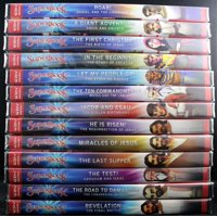 Superbook Animation Stories 13 DVD Set