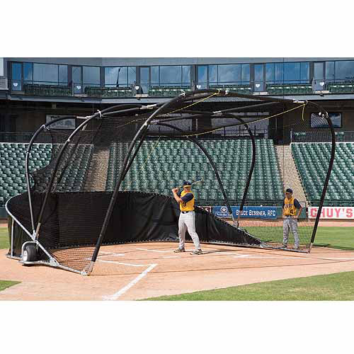 Big Bubba Elite Batting Cage, Black