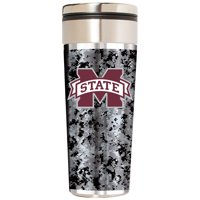 Mississippi State Bulldogs Operation Hat Trick 24oz. Acrylic Travel Tumbler - No Size