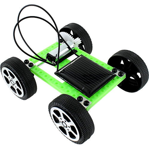 Solar DIY Micro Car Kit