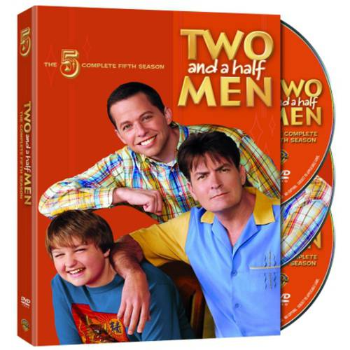 TWO AND A HALF MEN-5TH SEASON (DVD/3 DISC/WS)
