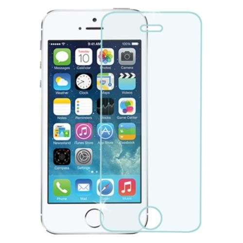Insten Clear Tempered Glass Screen Protector Shield For iPhone SE 5 5S (Anti-Scratch)(Premium HD)
