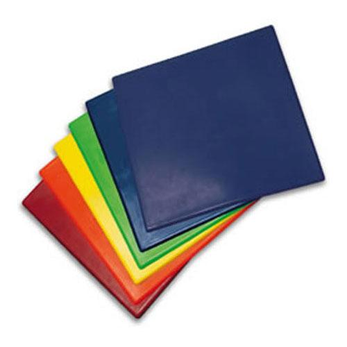 Poly Squares 14''- Multicolor Set of 6