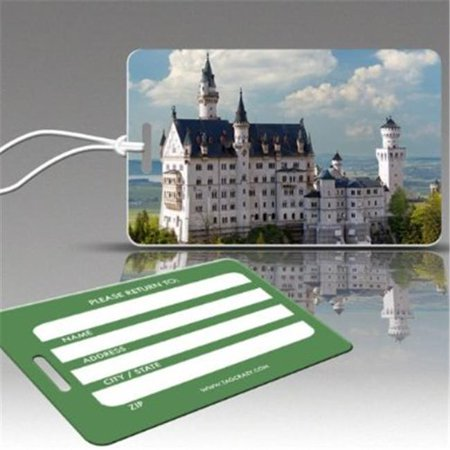 Insight Design 770815 -tiquettes de bagages TagCrazy - Ch-teau de Neuschwanstein Bavi-re - image 1 de 1