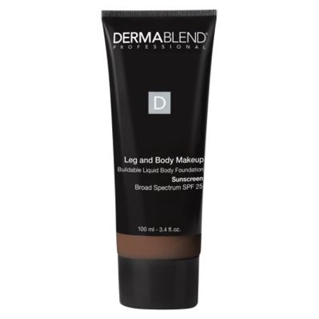 Dermablend Leg and Body Makeup Body Foundation SPF 25 Light Beige 35C 3.4