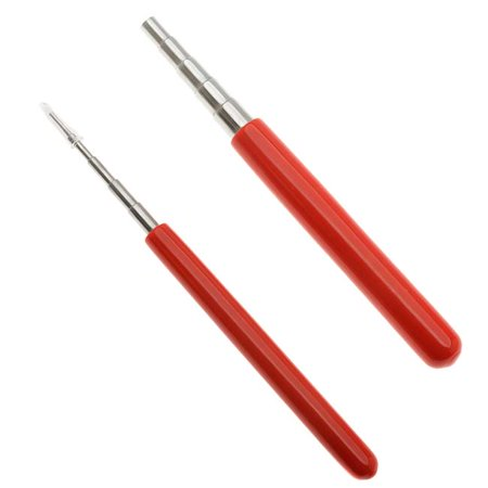 Diameter Mandrel (2 Piece Mandrel Set - Wire Looping Tool - 10 Different)