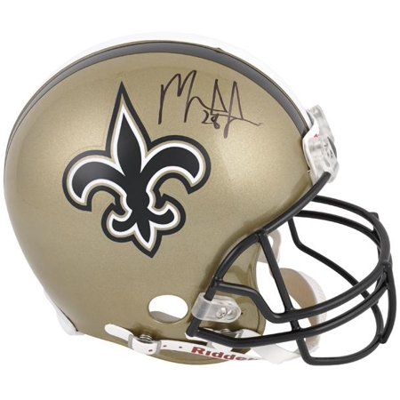 Mark Ingram New Orleans Saints Autographed Pro-Line Riddell Authentic Helmet - Fanatics Authentic Certified