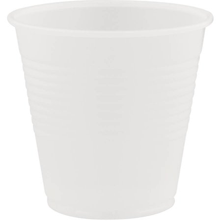 Dart Conex Translucent 5 Oz Plastic Cold Cups, (Pack of (Translucent Cold Cups)
