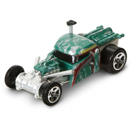 Hot Wheels Star Wars Boba Fett Character Car](Bubba Fett)