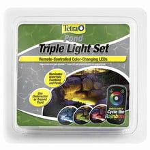 Tetra Pond Triple LED Light Set With Remote - Colour Changing - image 1 de 1