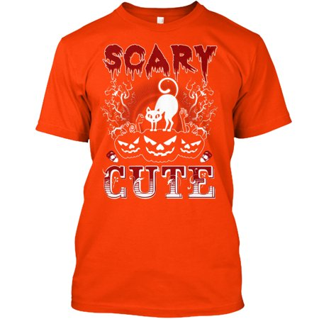 scary cute  #halloween Hanes Tagless Tee - Scary Team Names For Halloween'