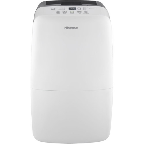 Hisense Energy Star 70 Pt 2-Speed Dehumidifier for Basements w/Built-In Pump, DH-70KP1SDLE