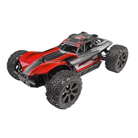 Redcat Racing BLACKOUT-XBE-PRO-RED Blackout XBE Brushless Electric Buggy - Red Pro Nitro Buggy