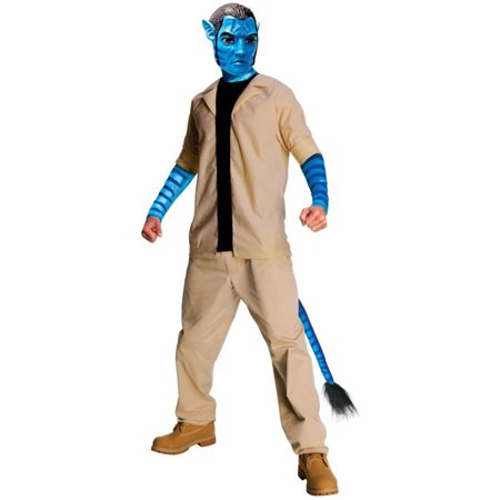 Morris Costumes Avatar Jake Sulley Adult Xlge, Style , RU889805XL - Costume D'halloween Avatar