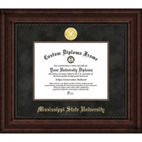 """Mississippi State 8.5"""" x 11"""" Executive Diploma Frame"""