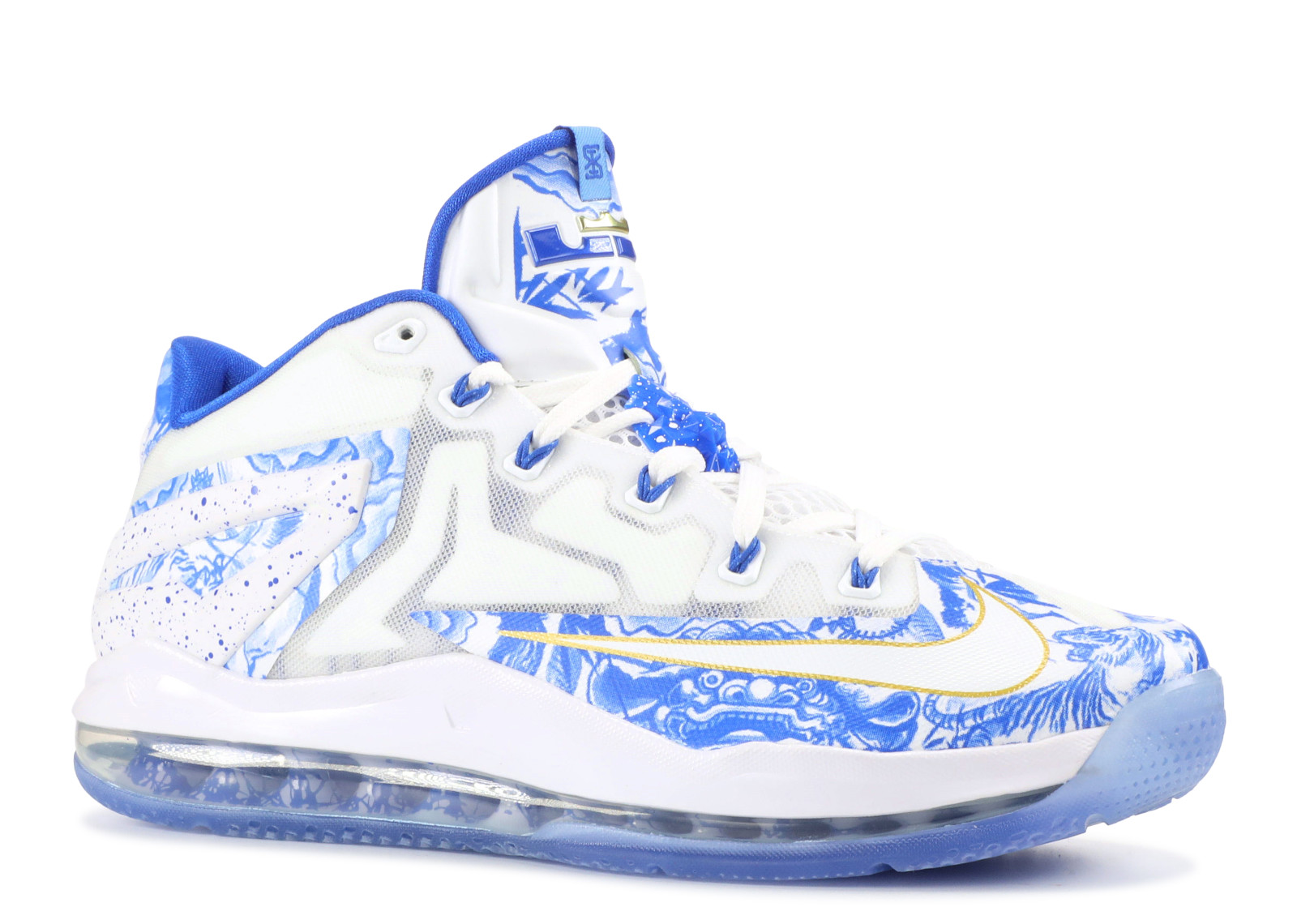 Nike - MAX LEBRON 11 LOW CH PACK 'CHINA