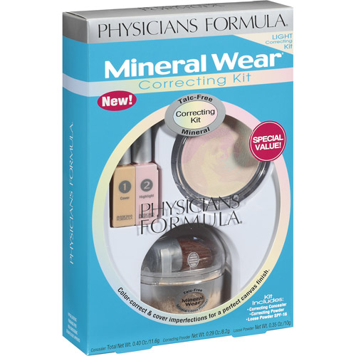 Physicians Formula Mineral Wear Correcting Kit