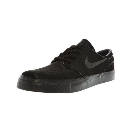 Nike Men's Zoom Stefan Janoski Black / Anthracite Canvas Skateboarding Shoe  - 13M - Walmart.com