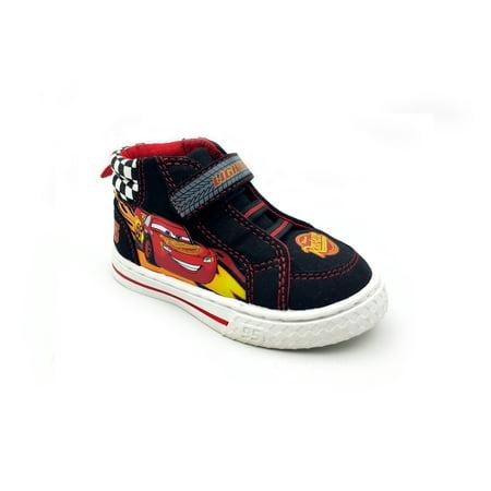 Disney Cars Toddler Boys' Casual Sneaker