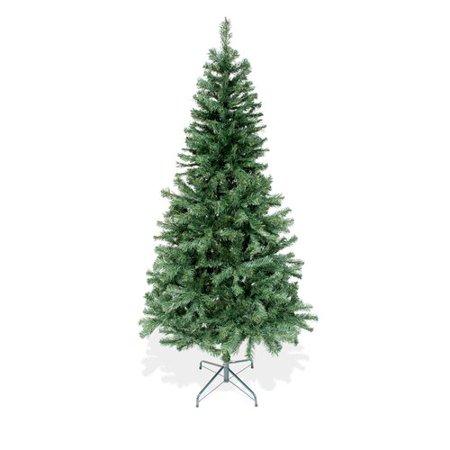 The Holiday Aisle 6' Green Douglas Fir Artificial Christmas Tree with Stand  - Walmart.com - The Holiday Aisle 6' Green Douglas Fir Artificial Christmas Tree