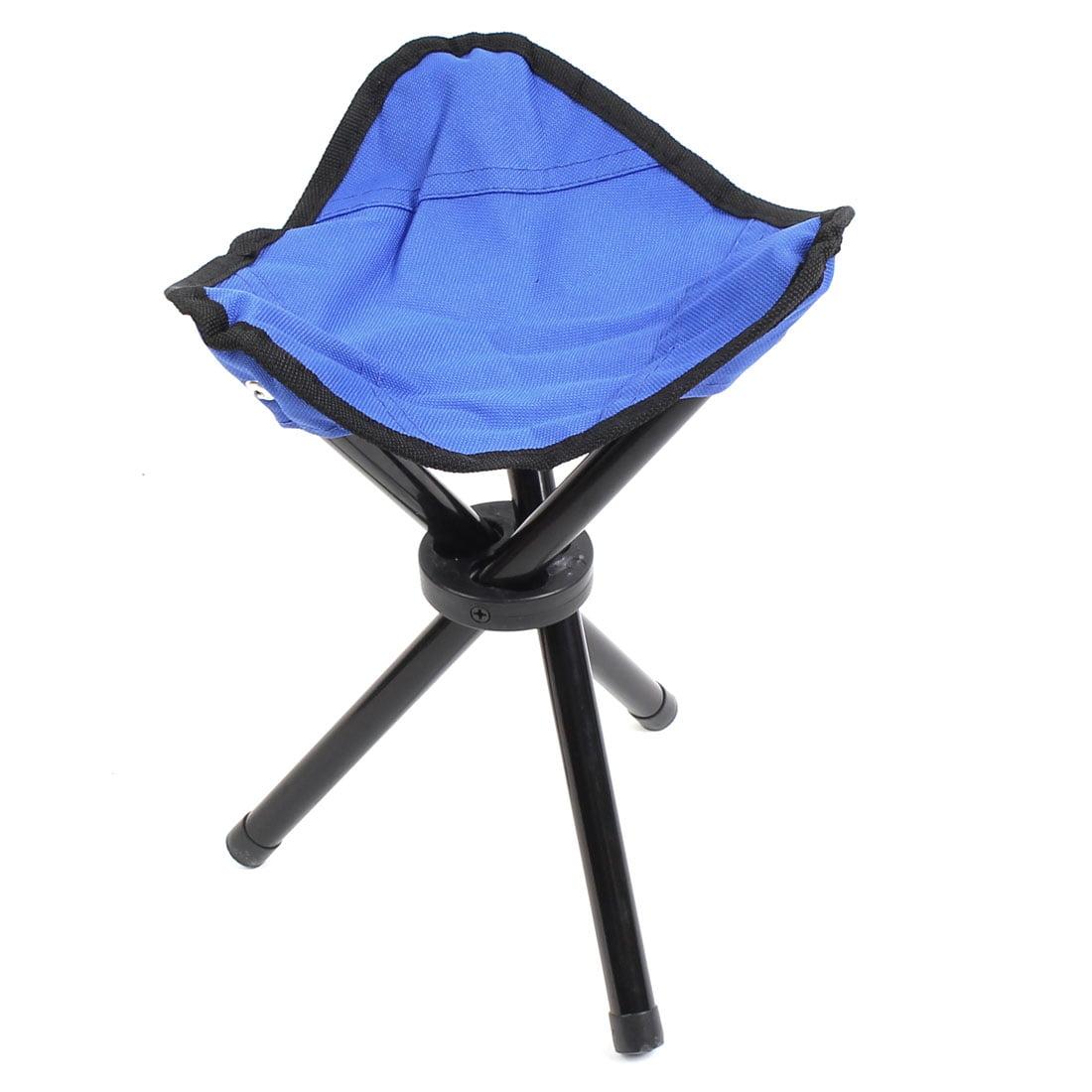 Fishing Home Metal Frame Nylon Seat Portable Folding