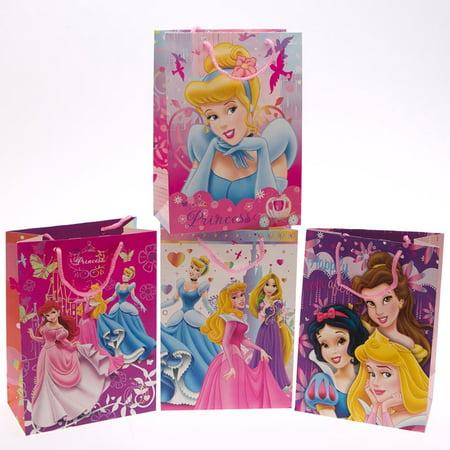 Medium Disney Princess Gift Bags
