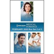 Harlequin Medical Romance February 2020 - Box Set 2 of 2 - eBook