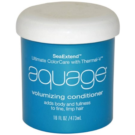 - Seaextend Ultimate Colorcare With Thermal-V Volumizing Conditioner By Aquage, 16 Oz