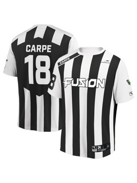 Carpe Philadelphia Fusion INTO THE AM 2019 Overwatch League Limited Edition Authentic Third Jersey - Black/White