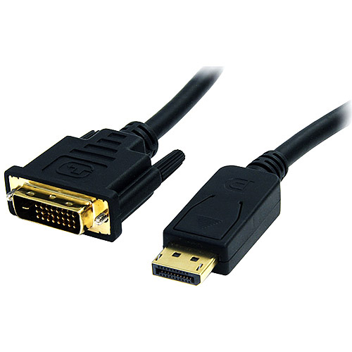 Startech 6' DisplayPort to DVI Cable