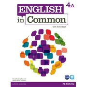 English in Common 4a Split: Student Book with Activebook and Workbook Paperback