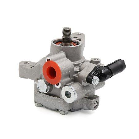 (Power Steering Pump 56100PLA033 56100PLA033RM for 01-02 Honda Civic 1.7L SOHC)
