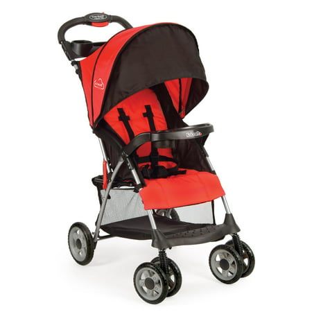 Cloud Plus Lightweight Stroller - Red ()